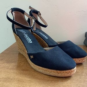 Viscata Estartit Canvas Wedges